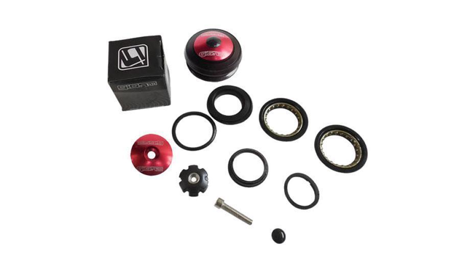 Caixa Direção Giosbr Modelo GI-902 Vermelho