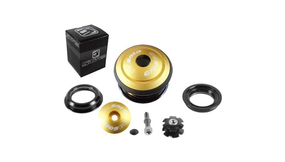 Caixa Direção Giosbr Modelo GI-H148 Dourado