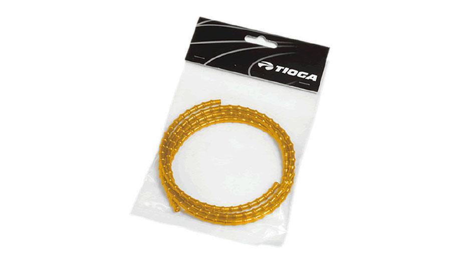 Conduite Tioga Alumínio I-LINK Dourado