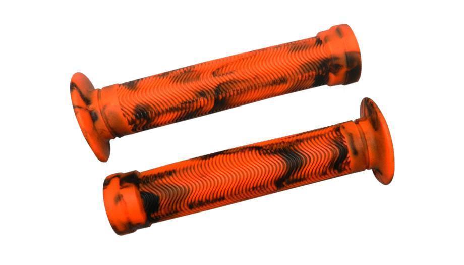 Manopla Giosbr Modelo GI-075H 150mm Laranja Com Preto
